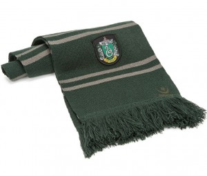 Szalik Harry Potter Slytherin