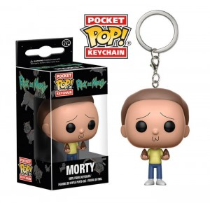 Brelok Rick And Morty POP! Morty