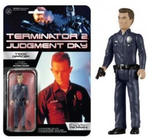 Figurka Funko ReAction Figures Terminator T1000 Officer