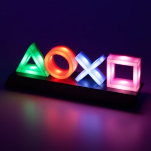 Lampka Playstation Icons