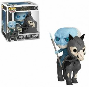 Figurka Gra o Tron POP! White Walker on Horse