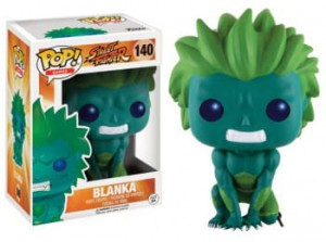 Figurka Street Fighter POP! Green Blanka Exclusive