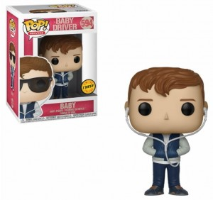 Figurka Baby Driver POP! Baby CHASE Limited Edition