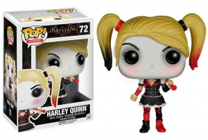 Figurka Batman Arkham Knight POP! Harley Quinn