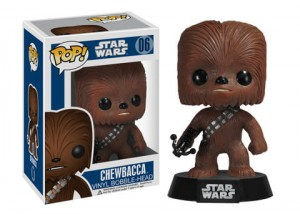 Figurka Star Wars POP! Chewbacca