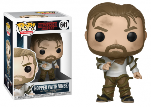 Figurka Stranger Things POP! Hopper with Vines