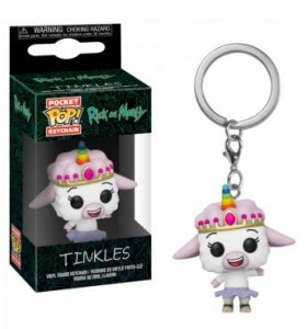 Brelok Rick And Morty POP! Tinkles