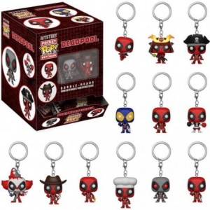 Brelok Funko Mystery Pocket POP! Marvel Deadpool