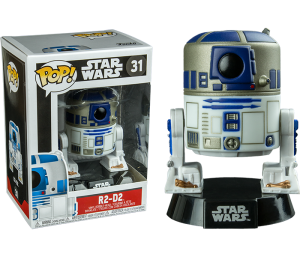 Figurka Star Wars POP! R2-D2