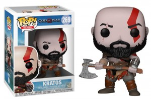 Figurka God Of War POP! Kratos