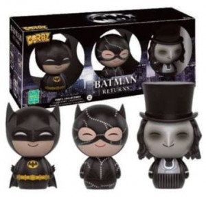 Figurki Funko Dorbz DC Comics Batman Returns 3-pack