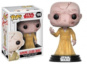 Figurka Star Wars Last Jedi POP! Supreme Leader Snoke