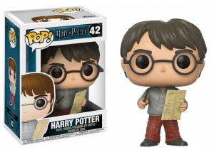 Figurka Harry Potter POP! Harry Mapa Huncwotów