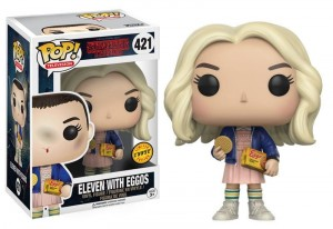 Figurka Stranger Things POP! Eleven Chase Limited Edition