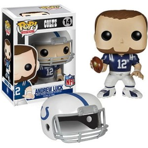 Figurka POP! NFL Indianapolis Colts Andrew Luck