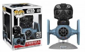 Figurka Star Wars POP! Tie Pilot with Tie Fighter  Exclusive
