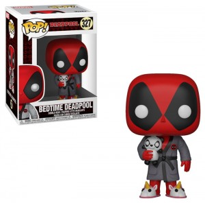 Figurka Deadpool POP! Bedtime Deadpool