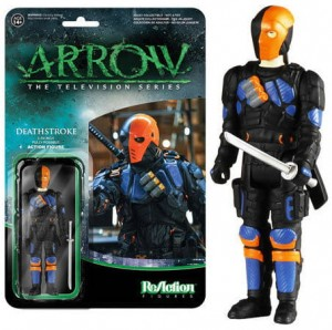 Figurka Funko ReAction Figures Arrow Deathstroke