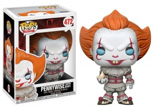 Figurka IT POP! Pennywise with Boat