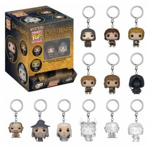 Brelok Funko Mystery Pocket POP! Lord Of The Rings