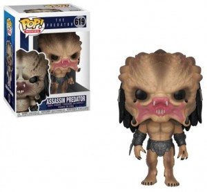 Figurka The Predator POP! Assassin Predator