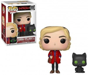 Figurka Chilling Adventures of Sabrina POP! Sabrina and Salem