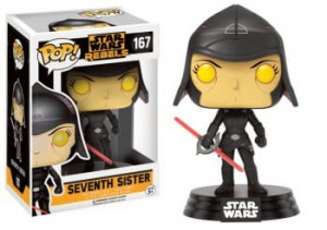 Figurka Star Wars Rebels POP! Seventh Sister Exclusive