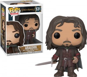 Figurka Lord Of The Rings POP! Aragorn
