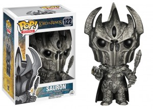 Figurka Lord Of The Rings POP! Sauron