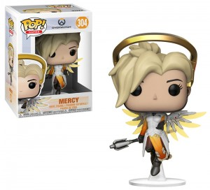 Figurka Overwatch POP! Mercy