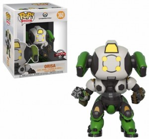 Figurka Overwatch POP! Orisa Exclusive 15 cm