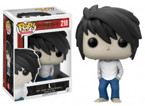 Figurka Death Note POP! L