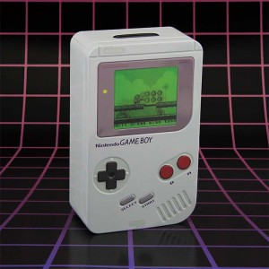 Skarbonka Game Boy Nintendo