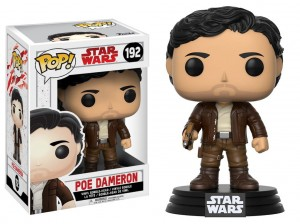 Figurka Star Wars Last Jedi POP! Poe Dameron
