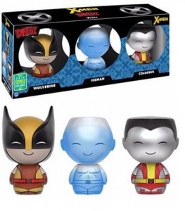 Figurki Funko Dorbz Marvel X-Men 3-pack
