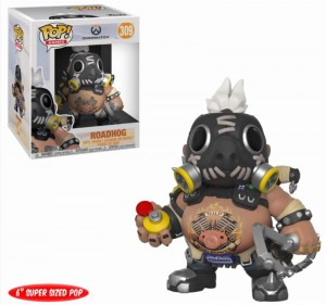 Figurka Overwatch POP! Roadhog 15 cm