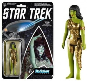 Figurka Funko ReAction Figures Star Trek Vina
