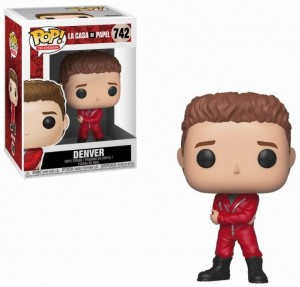 Figurka Money Heist POP! Denver