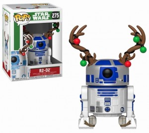 Figurka Star Wars POP! Holiday R2-D2