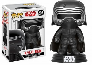 Figurka Star Wars Last Jedi POP! Kylo Ren Masked Exclusive