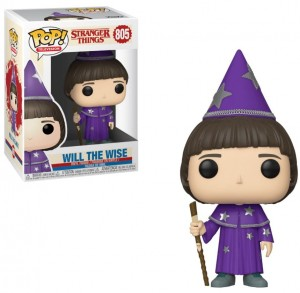 Figurka Stranger Things S3 POP! Will the Wise