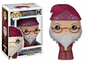 Figurka Albus Dumbledore POP! Harry Potter