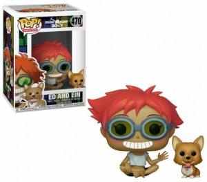 Figurka Cowboy Bebop POP! Ed and Ein
