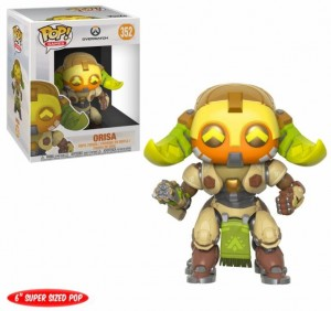 Figurka Overwatch POP! Orisa 15 cm