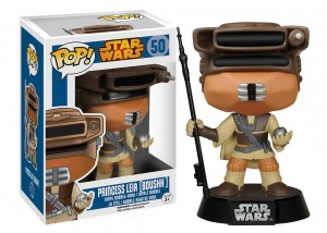 Figurka Star Wars POP! Boushh Leia
