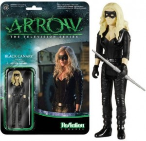 Figurka Funko ReAction Figures Arrow Black Canary