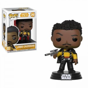 Figurka Star Wars: Solo POP! Lando Carlissian