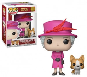 Figurka Royal Family Funko POP! Queen Elizabeth II