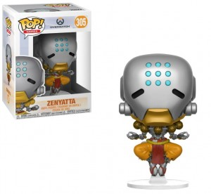 Figurka Overwatch POP! Zenyatta