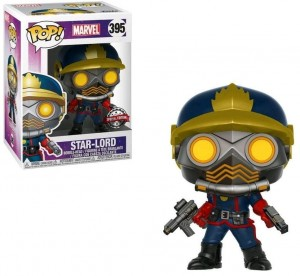 Figurka Marvel POP! Classic Star-Lord Exclusive